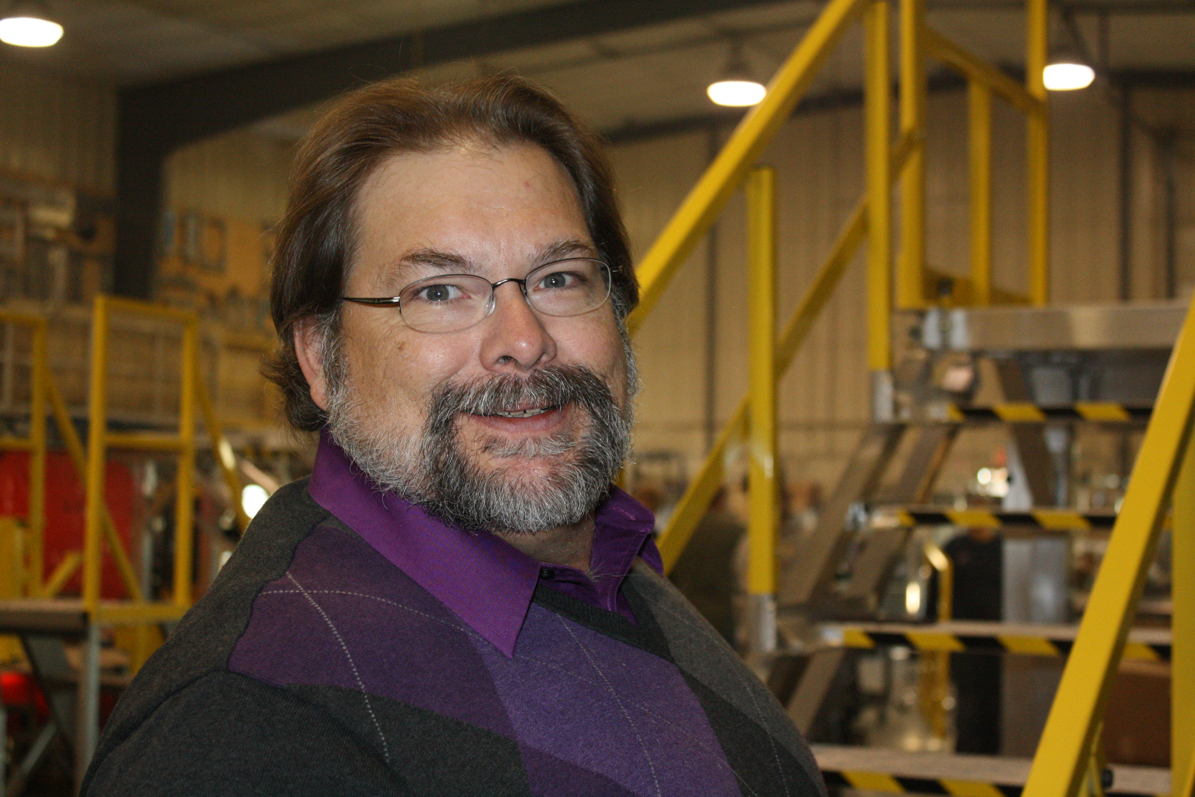 Tom Spika, President of Spika Welding and Manufacturing