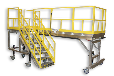 Spika Deployable Maintenance Stand