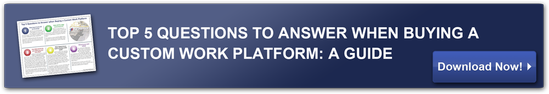 Top 5 Questions to Answer When Buying a Custom Work Platform